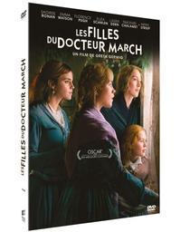 Filles du docteur March (Les) / un film de Greta Gerwig | Gerwig, Greta (1983-....). Metteur en scène ou réalisateur. Scénariste