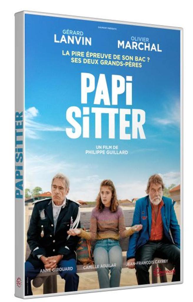 Papi sitter / un film de Philippe Guillard |