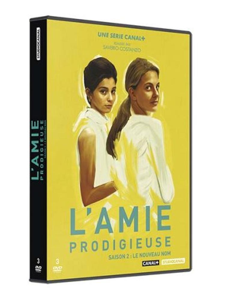 Amie prodigieuse (L') - Saison 2 / une série télé réalisée par Saverio Costanzo |