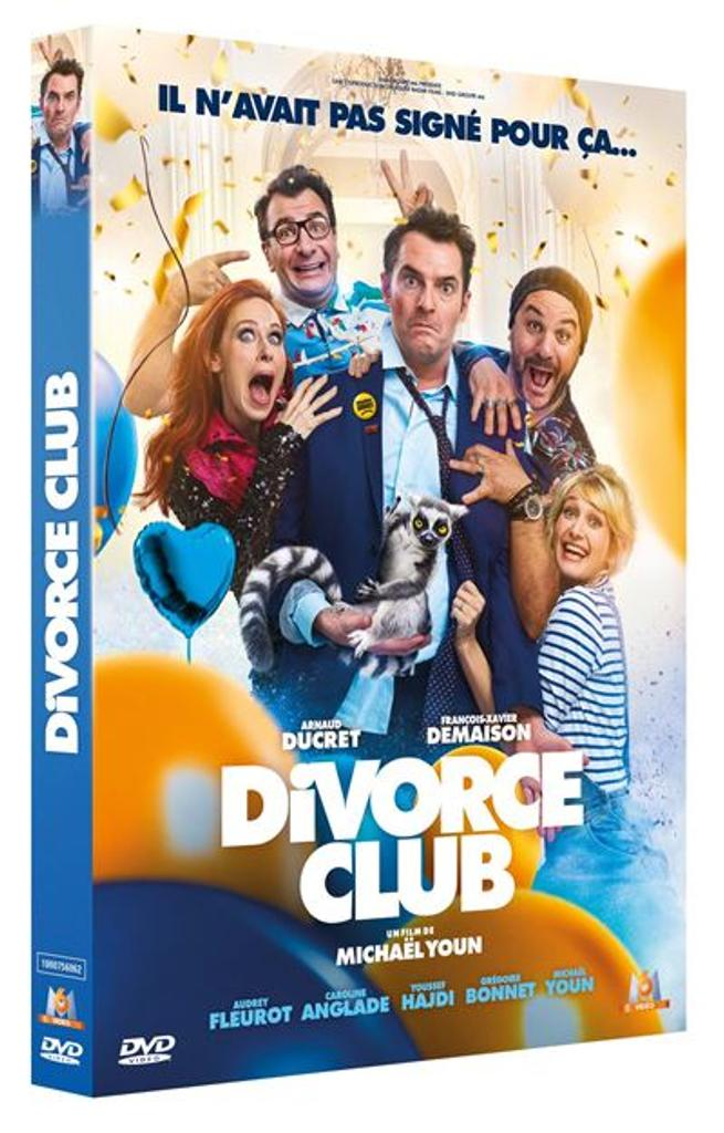 Divorce club / un film de Michaël Youn |