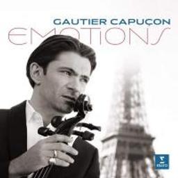 Emotions / Gautier Capuçon, vlc. | Capuçon, Gautier (1981-....). Musicien. Vlc.