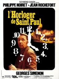 L' Horloger de Saint-Paul / un film de Bertrand Tavernier | Tavernier, Bertrand. Metteur en scène ou réalisateur