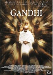 Gandhi / un film de Richard Attenborough | Attenborough, Richard. Metteur en scène ou réalisateur