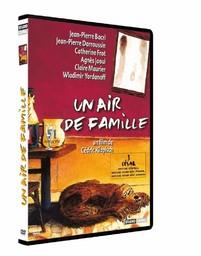 Air de famille (Un) / un film de Cédric Klapisch | Klapisch, Cédric. Metteur en scène ou réalisateur