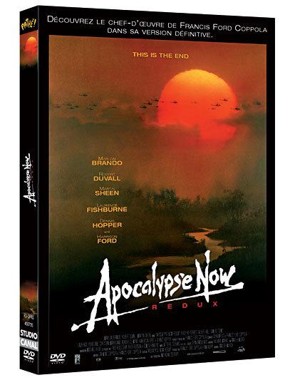 Apocalypse Now : redux = version intégrale / un film de Francis Ford Coppola | Coppola, Francis Ford. Metteur en scène ou réalisateur