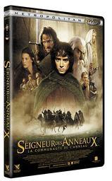 Le Seigneur des anneaux, t. 1 : La Communauté de l'anneau / un film de Peter Jackson   Jackson, Peter. Metteur en scène ou réalisateur