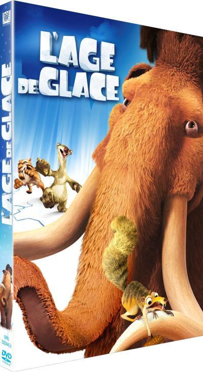 L' Age de glace 1 / un film d'animation de Chris Wedge   Wedge, Chris. Metteur en scène ou réalisateur