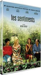 Les Sentiments / un film de Noémie Lvovsky   Lvovsky, Noémie. Metteur en scène ou réalisateur