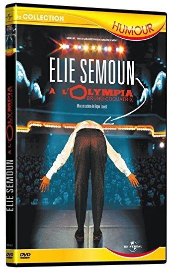 Elie Semoun à l'Olympia / un spectacle de Elie Semoun, enregistré à l'Olympia les 31 mai et 1er juin 2002 | Semoun, Elie. Interprète