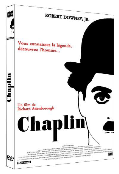 Chaplin / un film de Richard Attenborough | Attenborough, Richard. Metteur en scène ou réalisateur
