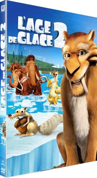 L' Age de glace 2 / un film d'animation de Chris Wedge et Carlos Saldanha   Wedge, Chris. Metteur en scène ou réalisateur