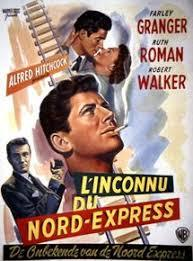 L'Inconnu du Nord-Express - Alfred Hitchcock