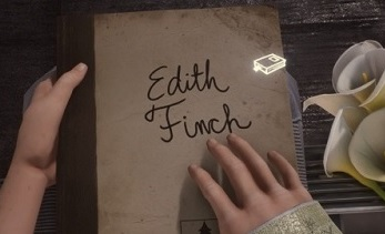 Capture d'écran du jeu vidéo What Remains of Edith Finch